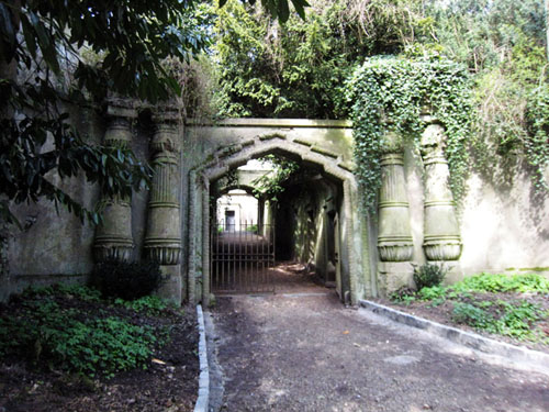 Egyptian Avenue