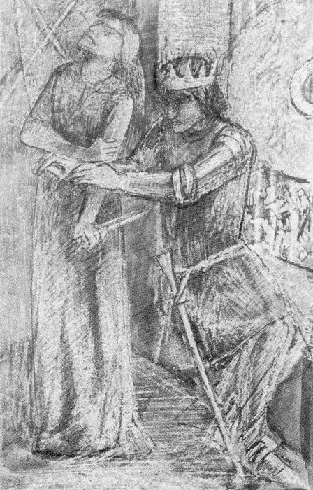 paintings and drawings by elizabeth siddal
