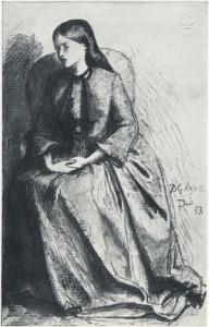 Elizabeth Siddal, Dante Gabriel Rossetti