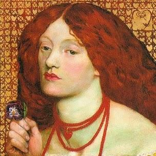 Regina Cordium, D G Rossetti