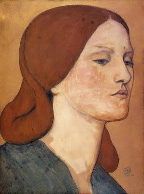Elizabeth Siddal, D G Rossetti